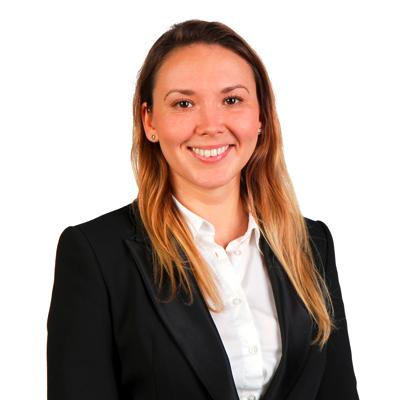 Daria Liach – GK Kandidatin